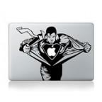 "SUPERMAN Vinyl Decal Sticker Skin for Apple MacBook Pro Unibody Mac Air 14"" 15"""