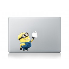 "Despicable Me Vinyl Decal Sticker Skin for Apple MacBook Pro Unibody Mac Air 13""14"" 15"""